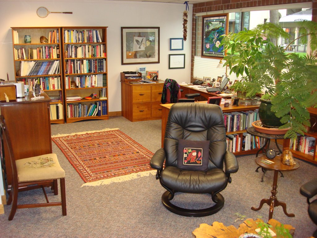 Marcia Wood's Office